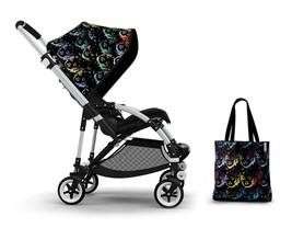 Shade Canopy Rain Cover Sunshield Anti UV For Baby Stroller Bugaboo Bee3... - $89.99