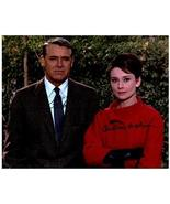 CARY GRANT & AUDREY HEPBURN Movie CHARADE SIGNED AUTOGRAPHED 8X10 PHOTO ... - $525.00