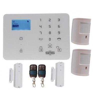 KP9 GSM PET FRIENDLY ALARM KIT D PLUS