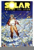 SOLAR MAN OF THE ATOM #1-1991-VALIANT VF/NM - $30.26
