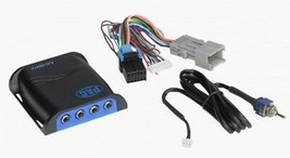 GM radio dual aux audio input adapter. Play mp3/iPod songs on stereo. Many 03+ - $45.99