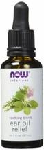 NOW Foods, Ear Oil Relief - 1 FL OZ - $11.83