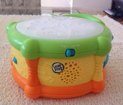 Leap Frog Learn & Groove Color Play Drum - Colors, Opposites, & Counting... - $9.00