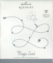 2013 New in Box - Hallmark Christmas Keepsake Ornament - Magic Cord - $7.91