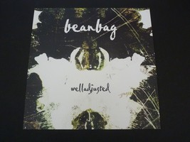 Beanbag Well Adjusted Promo LP Record Photo Flat 12x12 Poster - $9.99