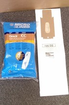 200 Vacuum Cleaner Bags for All Oreck XL Upright Type CC CCPK8 CCPK8DW - $185.00
