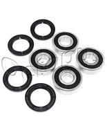 Compatible for Honda TRX90 FourTrax ATV Bearings & Seals Kit both sides ... - $17.63
