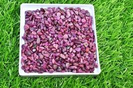 AAA 300.00 Karat 100% Natürlicher Afrikanischer Rötlich Pink Rubin Earth... - $13.48