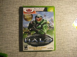 Halo Combat Evolved Xbox 2001  Futuristic Sci-Fi FPS Game - $11.48