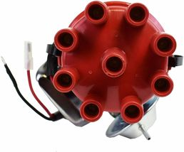 Chevy GM SBC BBC R2R Complete Distributor 283 305 327 350 400 396 427 454 Red image 4