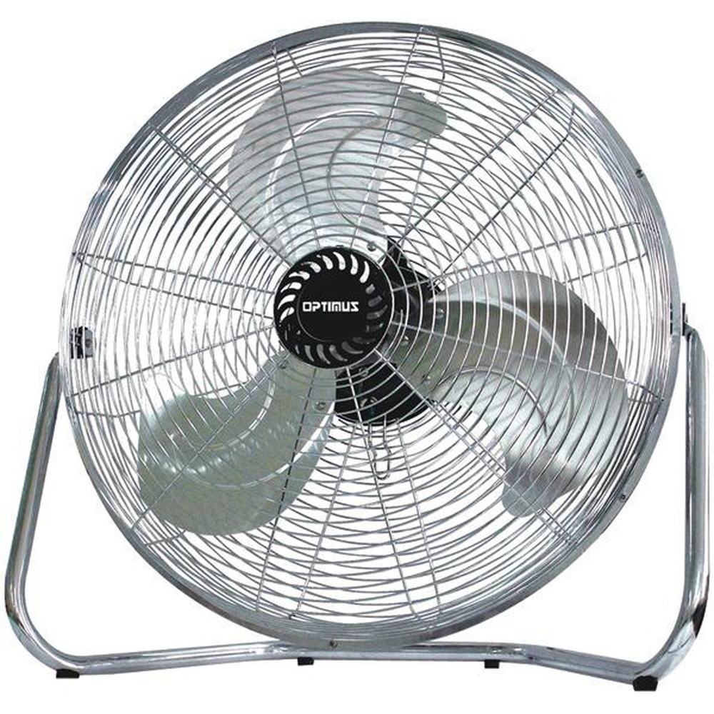 Optimus 18 in. Industrial Grade High Velocity Fan - Painted Grill
