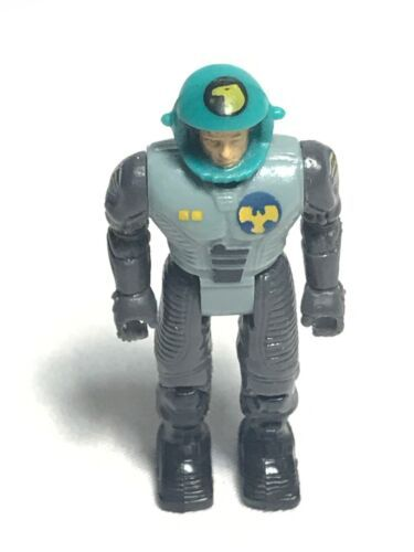 Vintage Starcom Shadow Force BOB ANDERS by Coleco 1986