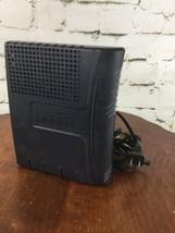 Arris Telephony Modem Model TM602g/115 and battery backup - $21.78