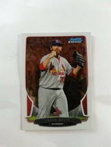 2013 Bowman Chrome Jason Motte #137 St. Louis Cardinals - $0.99