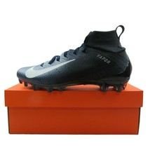Nike Vapor Untouchable Pro 3 Football Cleats Navy Black 917165 004 Mens Size  - $69.95