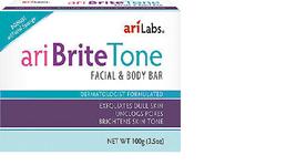 Ari Brite Tone Facial & Body Bar, 100g (3.5oz) (Pack of 3) - $27.03