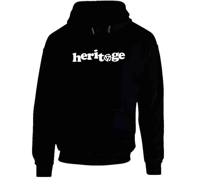 Heritage Original - Men Tee Hoodie