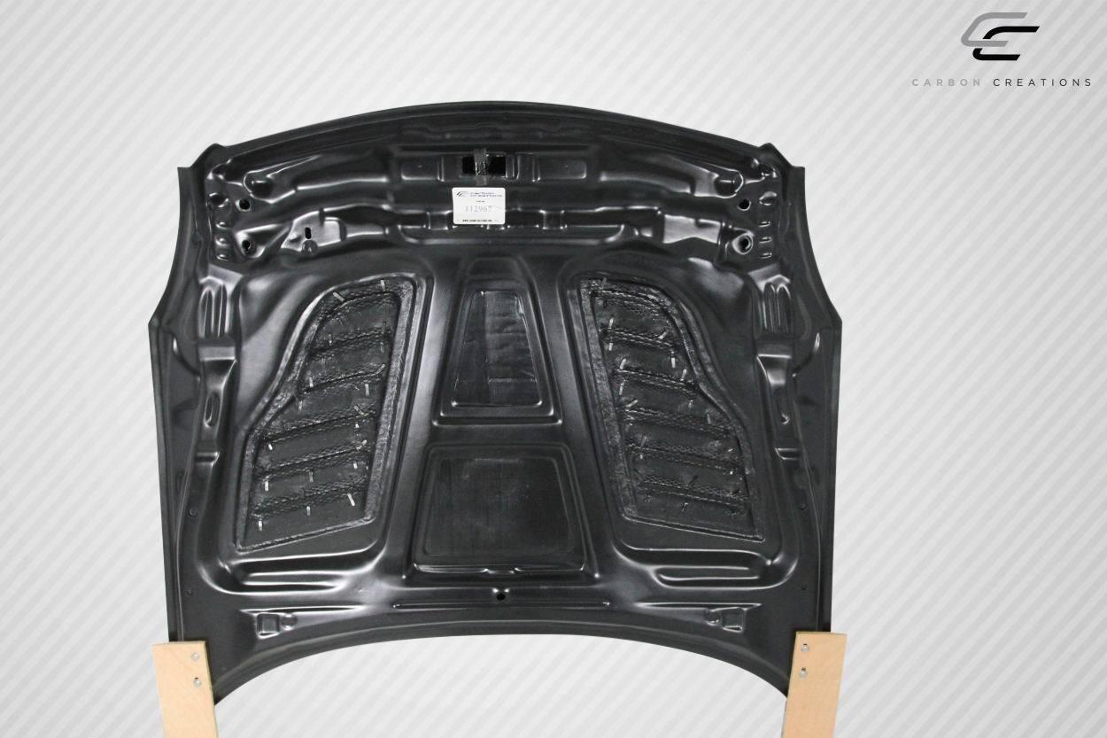 03-07 Fits Infiniti G Coupe C-Speed DriTech Carbon Fiber Body Kit- Hood!! 112967