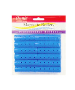 Annie Magnetic Rollers Hair Curler Smooth Defined Wavy Large Small Jumbo... - $1.58+
