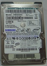 SAMSUNG HM060HC 60GB 2.5 inch IDE Drive Free USA Shipping Our Drives Work - $13.95