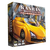 Stronghold Games Kanban Automotive Revolution Drivers Edition Board Games - $69.26