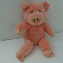 "Animaland Pink Pig 15"" Plush Stuffed Animal Toy - $12.86"