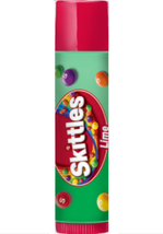 Lip Smacker Skittles LIME Candy Flavored Lip Balm Gloss Chap Stick Baby ... - $3.00