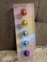 More Than Magic 5 Count Magic Disco Ball Lip Balm Gift Set New Sealed - $6.88