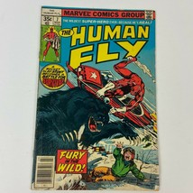 The Human Fly Marvel Comics Vol 1 #7 Mar 1978 Vintage Comic Book - $9.89