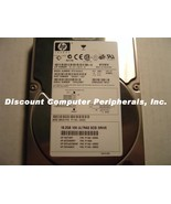 18.2GB 3.5IN SCSI 80PIN ULTRA 3 HP P1166A Free USA Ship Our Drives Work - $19.95