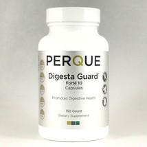 DIGESTA GUARD Forte 10 Capsules 150 Count PERQUE - $59.15