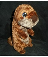 """10"""" DISNEY STORE FINDING DORY BABY BROWN SEA OTTER STUFFED ANIMAL PLUSH TOY - $18.70"""