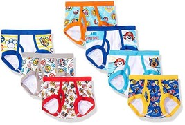 NEW Nickelodeon Handcraft Little Boys Toddler Paw Patrol Brief Assorted ... - $17.99