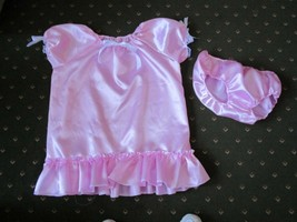 "Men's Soft Satin ""Baby Doll Nightie & Brief Panty"" Night Gown Role Play ... - $44.99"