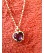Sterling silver necklace,(gold plated),18 in,Judith Ripka,NWT - $108.90