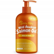 Wild Alaskan Salmon Oil for Dogs & Cats Joint Function Heart Health Supp... - $148.00