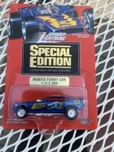 Johnny Lightning 1994 Special Edition Mantis Funny Car Blue 1 Of 2000 Free Ship - $21.98