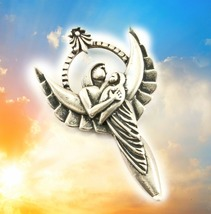 HAUNTED NECKLACE 100X ANGEL BLESSINGS MIRACLES MAGICK OFFERS ONLY 7 SCHOLAR - $90,007.77