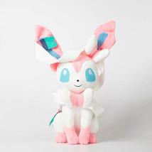 30cm Eevee Sylveon Pokemon Plush Toy Video Game Plush Nintendo Plush Soft Plush  - $121.05