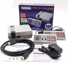 600 Games in 1 Classic Mini Game Console for NES Retro TV HDMI Gamepad... - $60.99