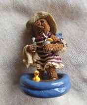 Boyd's Bears Esther Hippydipper...Summer Olympics- Bearstone #227786 - $35.00