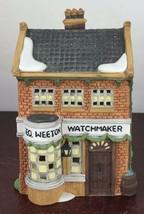 DEPARTMENT 56 DICKENS VILLAGE - GEO WEETON WATCHMAKER - $18.70