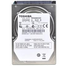 Toshiba MK6465GSX 640GB SATA/300 5400RPM 8MB 2.5 Hard Drive - $51.78