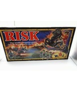 Risk Board Game 1993 World Conquest Complete Counted Military Minatures - $29.95