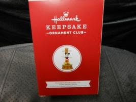 """Hallmark Keepsake """"Mickey Mouse Marionette"""" 2019 Club Ornament USED See ... - $11.83"""