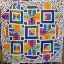 Under The Rainbow Quilt - $63.00