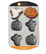 Wilton Ghost Pumpkin Halloween Treat Non Stick Baking Cake Pan - $22.99