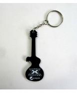 2011 Pepsi Cola Globe Logo and X Factor TV Show Logo Black Guitar Key Ch... - $17.99