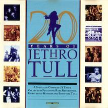 Jethro Tull – 20 Years Of Jethro Tull CD - $18.99