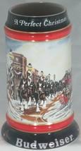 Budweiser ANHEUSER-BUSH 1992 Stein - $33.25